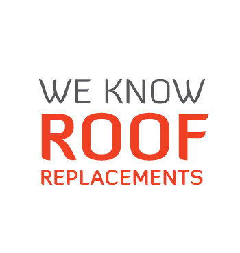 We know roof replacements